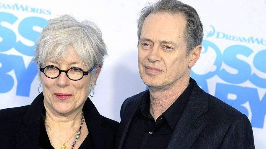 Умерла супруга актера Стива Бушеми