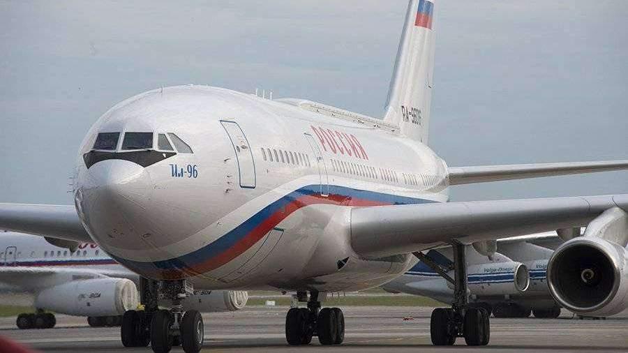 Школьник из Башкирии показал самолет Путина изнутри