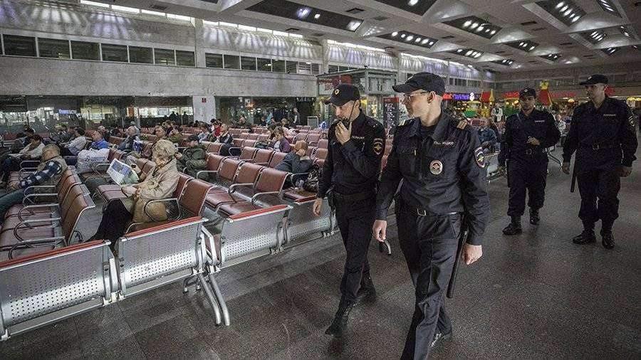 Задержан подозреваемый в «минировании» Павелецкого вокзала