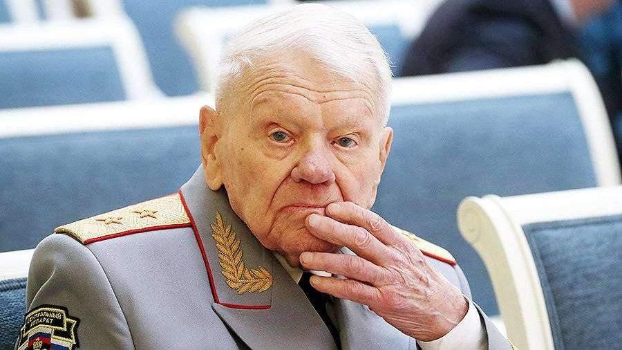 Умер бывший замглавы гражданской обороны СССР генерал Дмитрий Михайлик