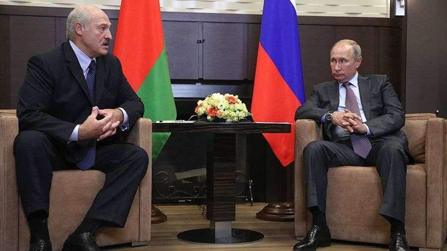 Путин иЛукашенко встретятся вСочи 13февраля