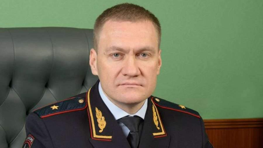 Путин назначил главу ГУ МВД России по Петербургу и Ленобласти