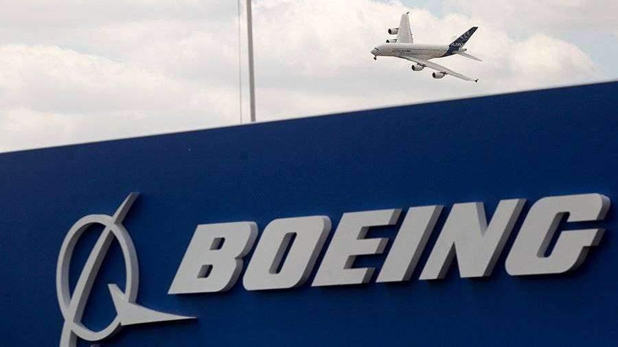 Boeing остановил поставки лайнеров 737 MAX