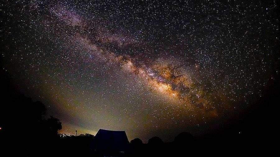 Ученые установили протяженность Млечного Пути