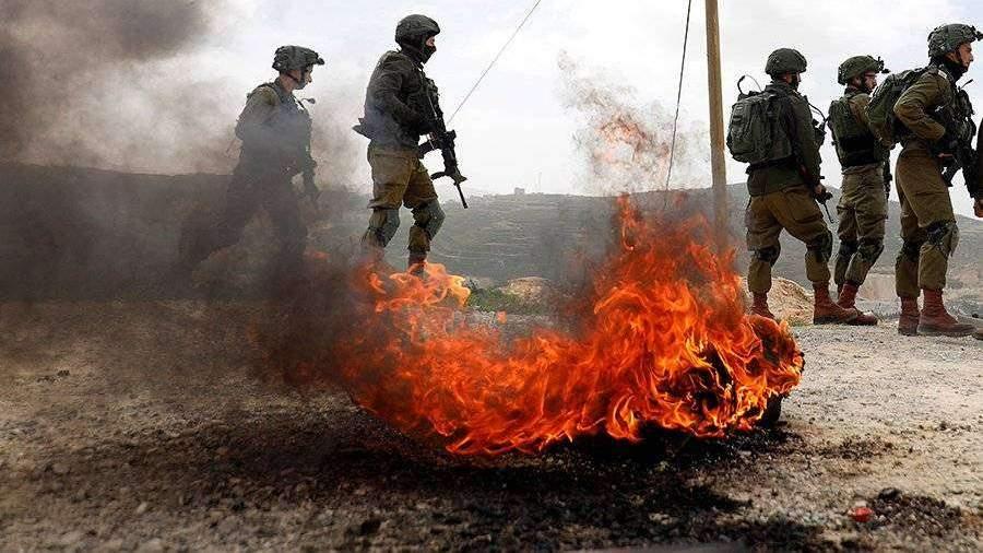 Израильские военные засекли запуск двух ракет из сектора Газа