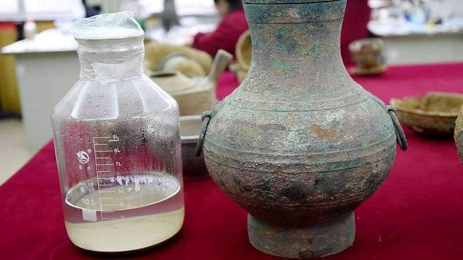 В Китае нашли древний «эликсир бессмертия»