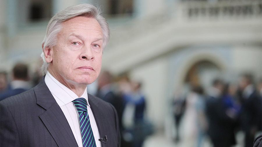 Пушков оценил предложение НАТО о возвращении Крыма Украине