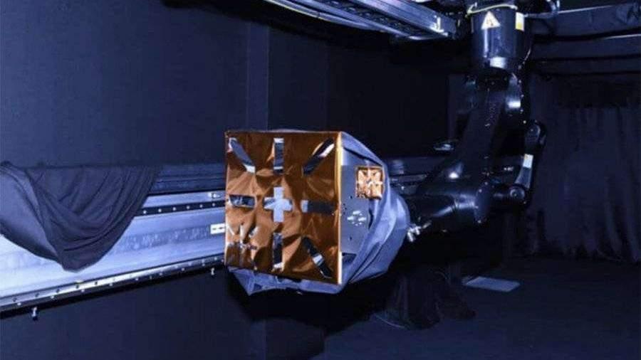 Специалисты предложили оснащать космические корабли «габаритными огнями»