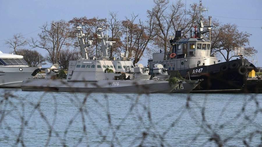 Депутат предложил катера Украины в качестве мишеней на стрельбах в Черном море