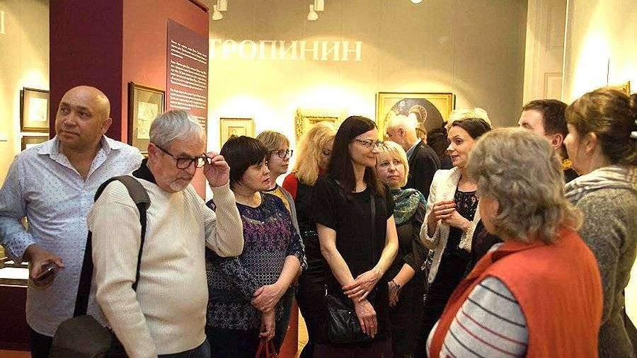 В Нижнем Новгороде открылась выставка Василия Тропинина