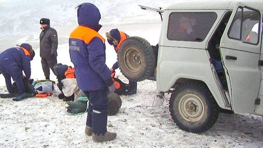 Обнаружено тело четвертого погибшего под лавиной на Алтае
