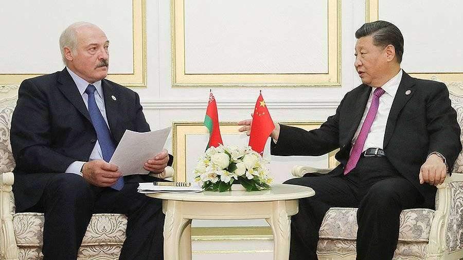 Картинки по запросу Лукашенко предложил Си Цзиньпину
