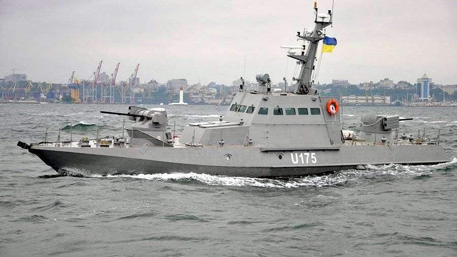 Украина обеспокоилась «сеансами освещения» ее катеров с ...