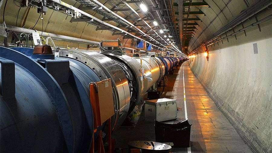 В ЦЕРН приблизились к открытию новых частиц