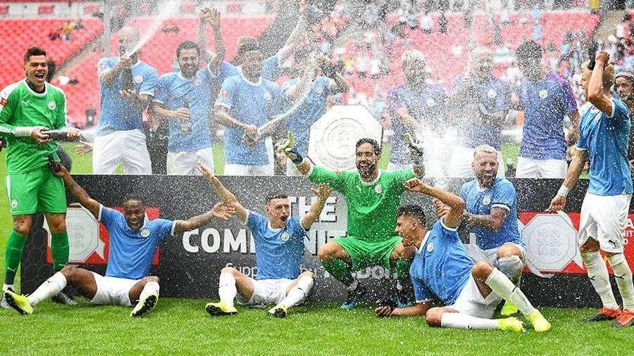 Манчестер сити англия в новостях