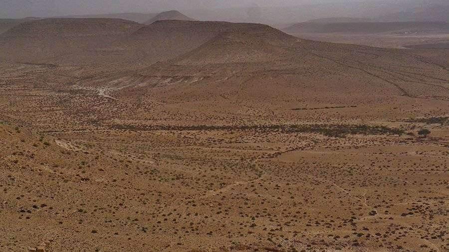 Ученые раскрыли тайну появления пресного водоема под пустыней Негев