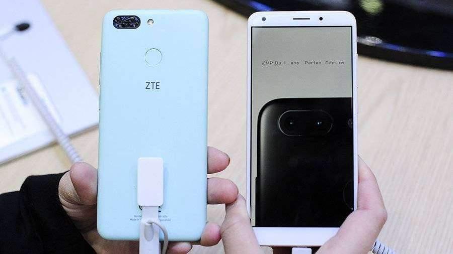 В США вступил в силу запрет на устройства ZTE и Huawei в госучреждениях