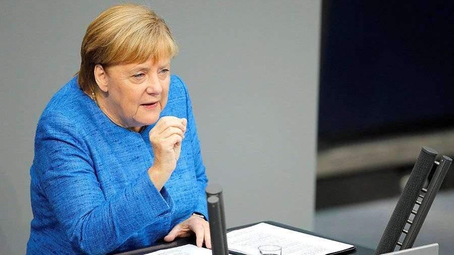 Меркель призвала Европу не надеяться на автоматическую защиту США
