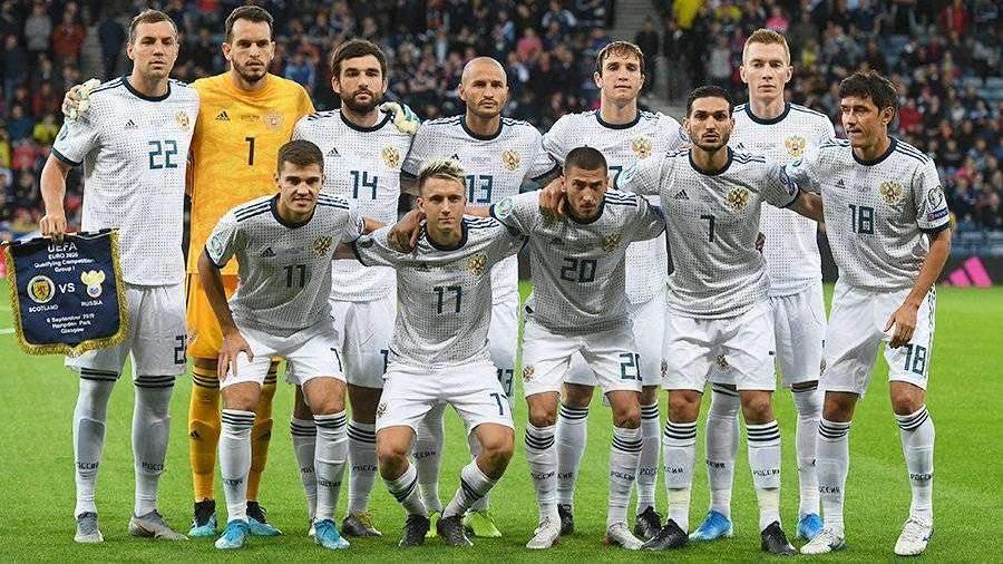 На чем спалили российскую сборную по футболу