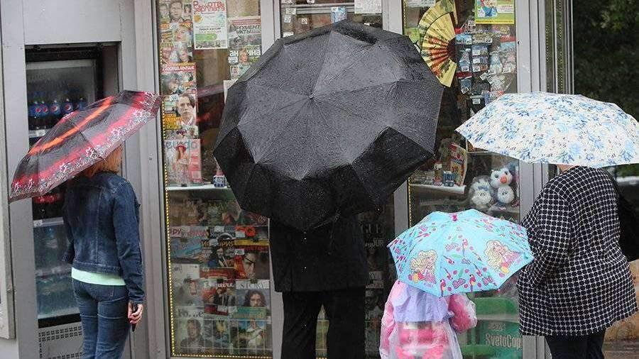 Синоптики рассказали о погоде в Москве 10 октября