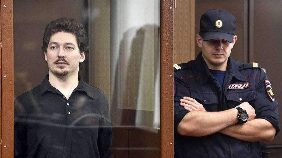 Мосгорсуд оставил в силе приговор участнику массовых беспорядков Жукову