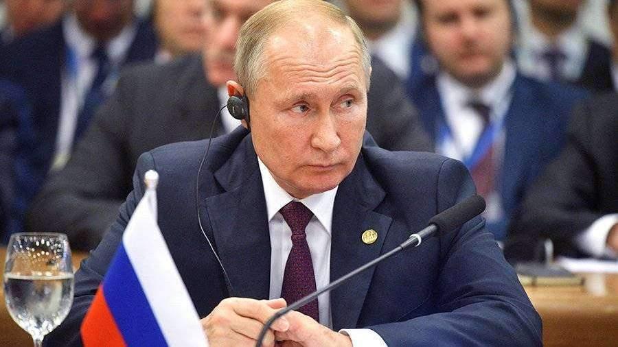 Путин предложил использовать рубль для расчетов между странами БРИКС