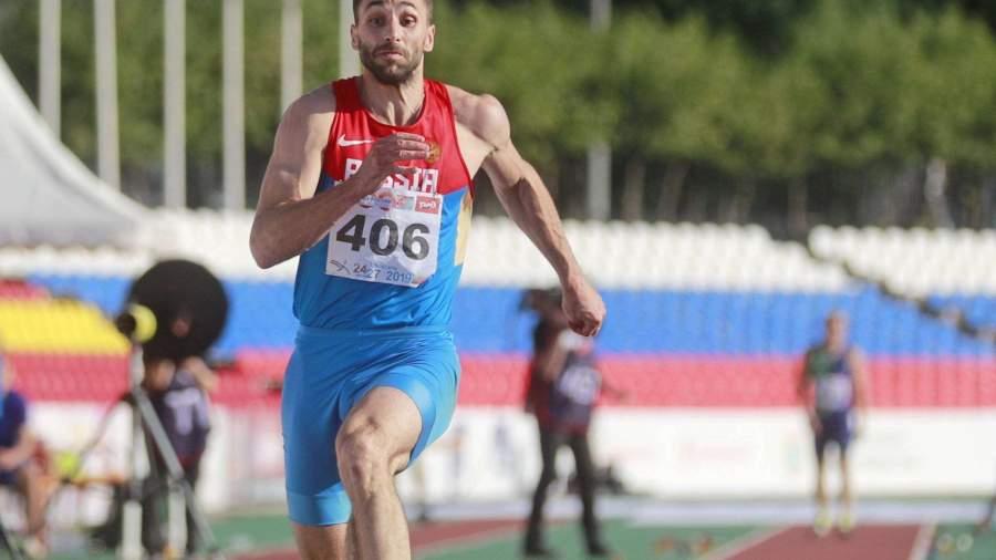 Прыгун в длину Петров дисквалифицирован на четыре года за допинг