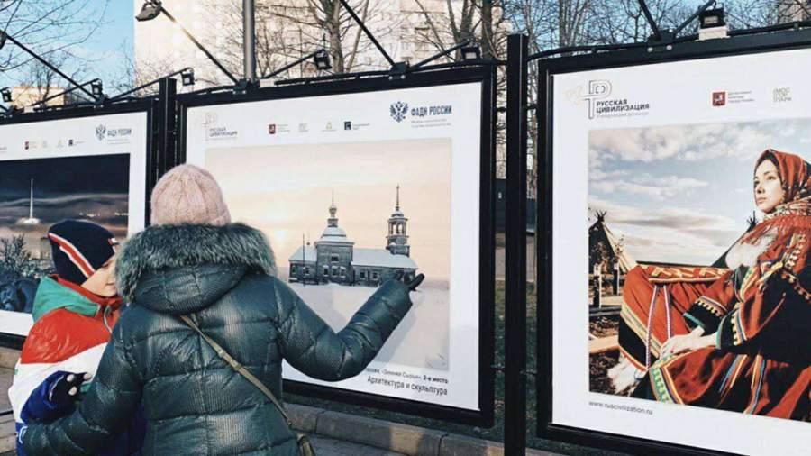 Тематические фотовыставки пройдут в московских парках