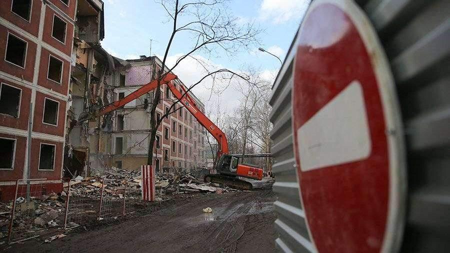 В Госдуме предложили расселять аварийные дома по ипотеке