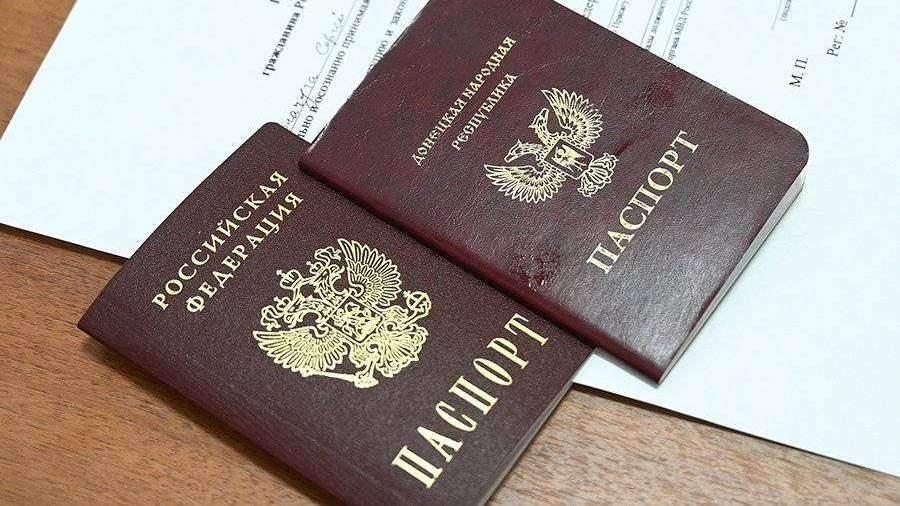 Пушилин озвучил число получивших российские паспорта жителей ДНР   Новости    Известия   10.12.2019