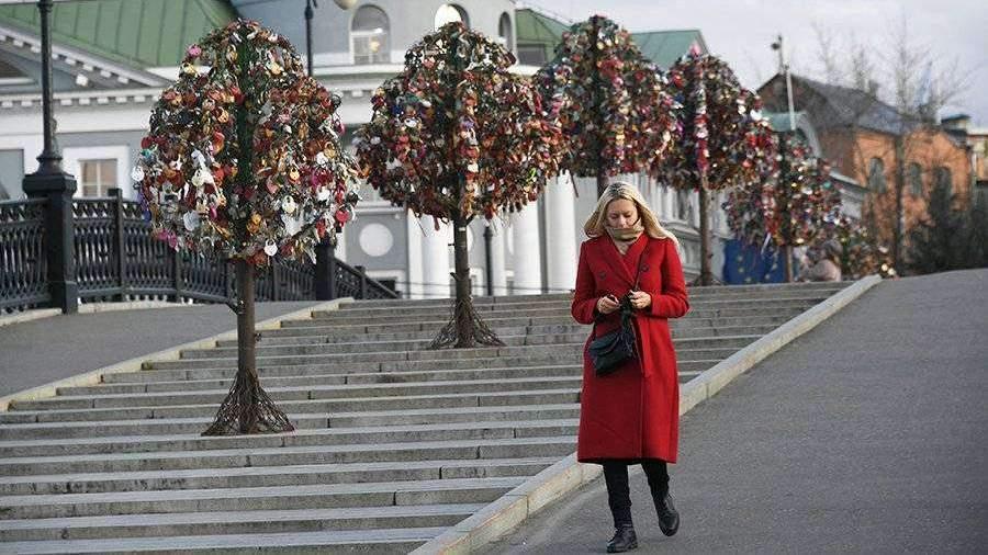 Синоптики назвали самый теплый день в Москве с начала зимы