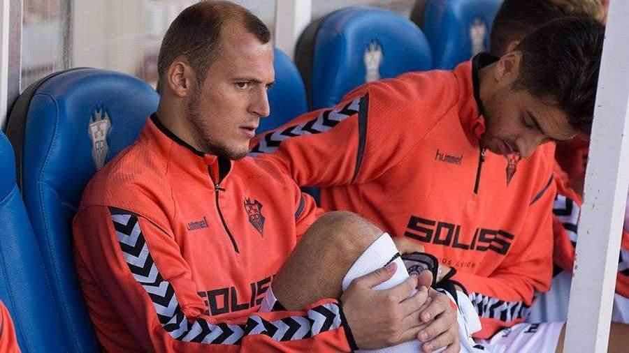 Украинский футболист Зозуля расплакался из-за оскорблений фанатов