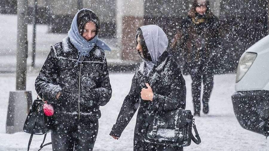 Синоптики рассказали о погоде в Москве 1 декабря