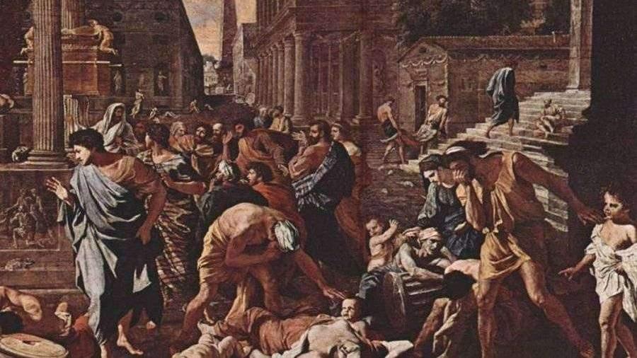 Ученые не нашли следов массовой гибели людей от Юстиниановой чумы