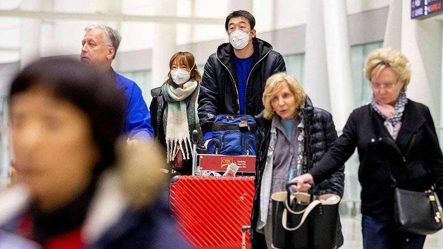 названы первые симптомы нового коронавируса новости