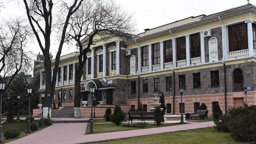 Путин упразднил Министерство Северного Кавказа