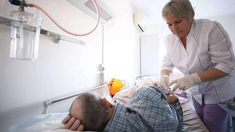 Путин поручил представить меры по развитию паллиативной медпомощи к 1 апреля