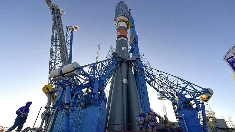 СМИ сообщили об отмене запуска ракеты «Союз» с Плесецка