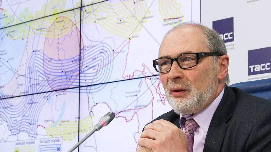 Вильфанд рассказал о наступлении аномального тепла в России