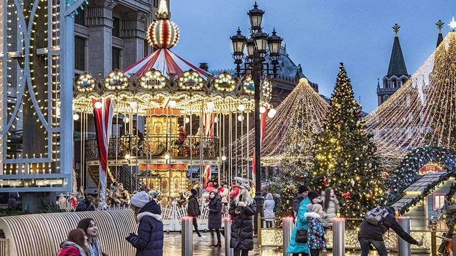 Половина россиян назвали длинные январские каникулы удачным решением