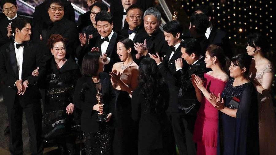 Фильм «Паразиты» взял главный «Оскар»