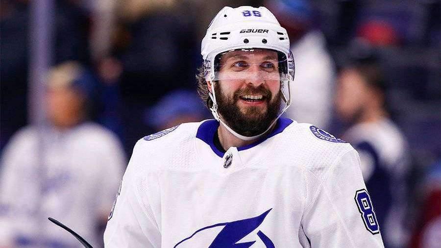 Кучерова назвали второй звездой дня в НХЛ