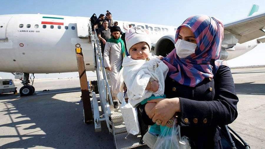 Россия приостановит выдачу виз гражданам Ирана