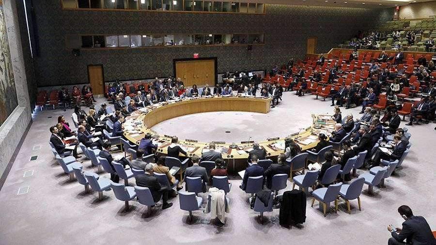 Лондон решил созвать экстренное заседание СБ ООН по ситуации в Идлибе