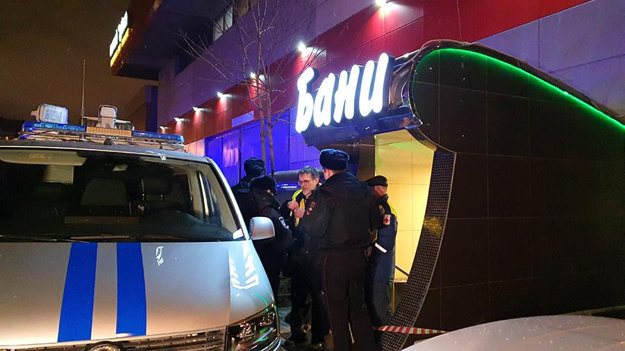 СК подтвердил гибель третьего участника вечеринки в бане в Москве