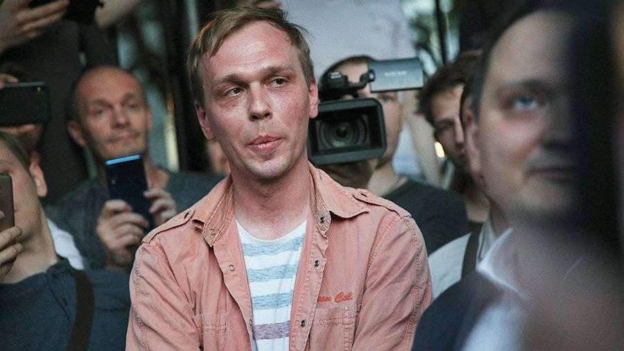 Нарколог прокомментировал найденные в волосах Голунова следы наркотиков