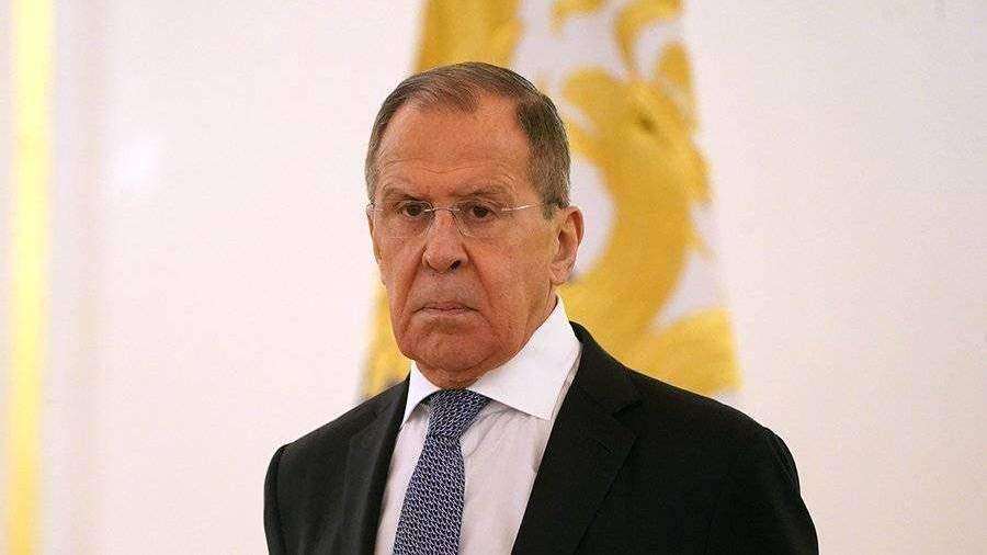 Лавров заявил о надежде США решить ближневосточный конфликт «одним махом»