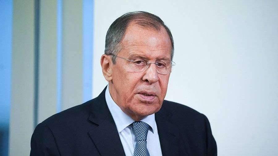 Лавров рассказал о позиции Москвы по разногласиям США и Ирана