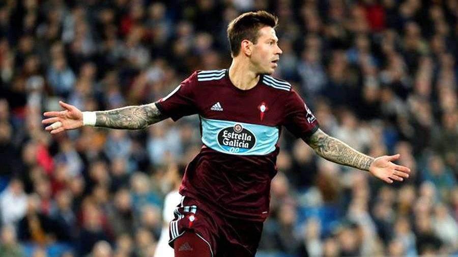 Смолов забил первый гол за «Сельту» в чемпионате Испании