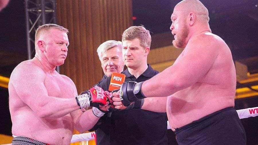 Новоселов и Кузнецов прокомментировали итоги своего боя